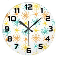 Nifty fifties - atoms and stars clock