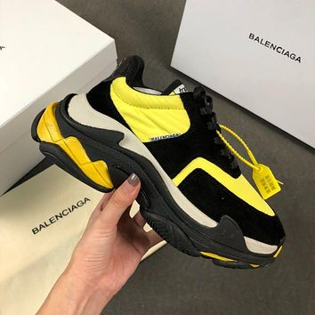 Balenciaga Triple-S Xia Gu jogging shoes-24