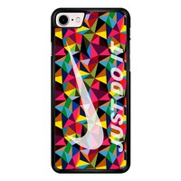 Nike Just Do It Geometrick iPhone 7 Case