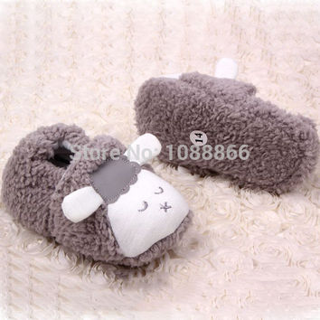 baby infant shoes Newborn baby keep warm pre-walker father christmas baby first walkersping NW