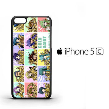 Virgo Shaka Saint Seiya X0590 iPhone 5C Case