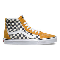 Checkerboard SK8-Hi Reissue | Shop Classic Shoes at Vans