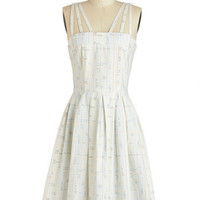 Coordinate Plains Dress | Mod Retro Vintage Dresses | ModCloth.com
