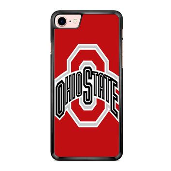 Ohio State Buckeyes Logo iPhone 7 Case
