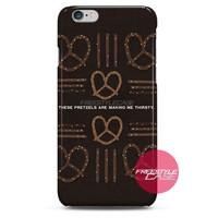Seinfeld Meme Pretzels iPhone Case 3, 4, 5, 6 Cover