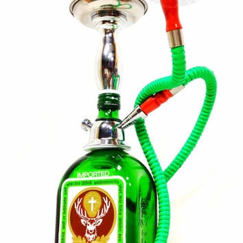 Custom Jagermeister Hookah version 2.0
