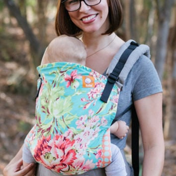 TULA Baby Carriers | Toddler Carriers — Bliss Bouquet - Tula Ergonomic Baby Carrier