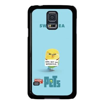 The Secret Life Of Pets Sweetpea Poster Samsung Galaxy S5 Case