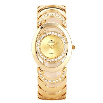 Fashion Party Women Watches Bracelet Watch Quartz  Dress Wristwatch
