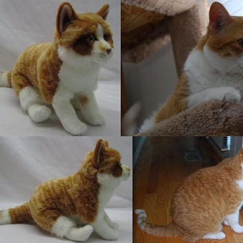 Custom Plush Replica of Your Pet