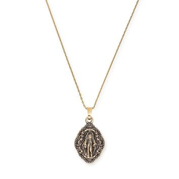 Mother Mary Expandable Necklace