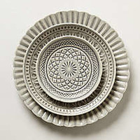 Anthropologie - Stratford Canape Plate