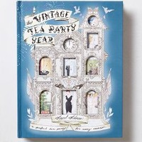 The Vintage Tea Party Year by Anthropologie Blue One Size House & Home