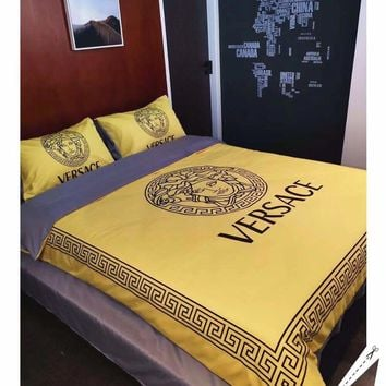 Modal VERSACE Blanket For Home Decor Bedroom Living Rooms Sofa