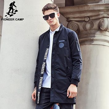 Pioneer Camp Trench Coat for Men