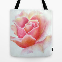 Primrose Tote Bag by Susaleena