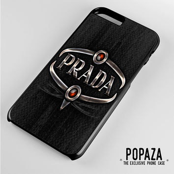 Prada logo beauty iPhone 6 Plus Case Cover