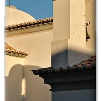 Chapel Architecture in Albufeira iPhone 6 Case