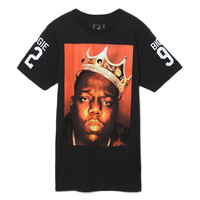 Biggie King of New York T-Shirt