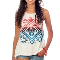 Color of Summer Tank