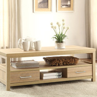 Linon Aspen Coffee Table