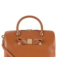 Ted Baker London 'Cantico' Leather Bowler Bag, Small | Nordstrom