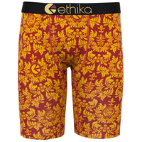 Ethika - The Staple - Royalty Maroon