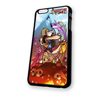 Adventure Time Finn And Jake War Sword iPhone 6 Plus case