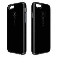 Speck CandyShell iPhone 6 Case - Black / Slate Grey