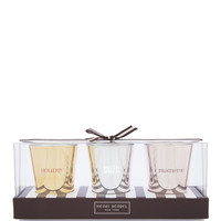 Henri Bendel Holiday Candle Trio
