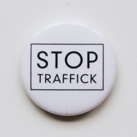 Stop Traffick Button