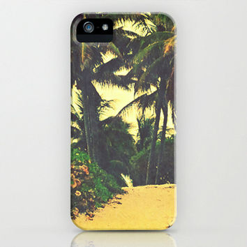 iPhone Case - Beach Photography Phone Case - Plastic iPhone Case Cover for iPhone 5, iPhone 4, iPhone 4s