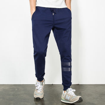 USA European Style Men pants Joggers casual active pants men's Jogger Harem Pants sporting pants men sweatpants trousers