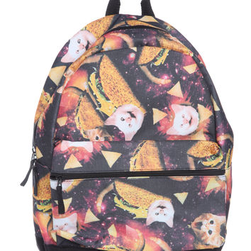 Taco Cats Space Backpack | Hot Topic