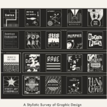 A Stylistic Survey of Graphic Design