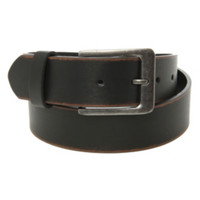 Distressed Black & Brown Belt