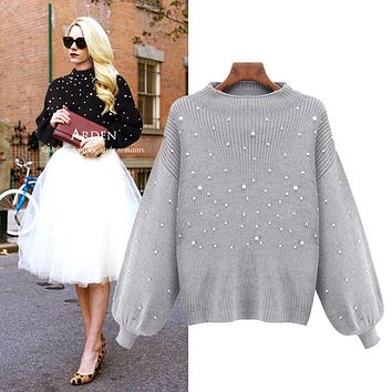 Plus Size Women's Fashion Pullover Shirt [184203804698]
