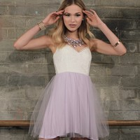 Ivory Bella Ballerina Tulle Dress