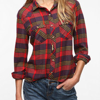 Urban Outfitters - BDG Flannel Western Shirt