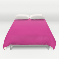 Barbie Pink Duvet Cover - Twin, King Queen Size Duvet - Pink Blanket - Pink Duvet - Pink Bedding