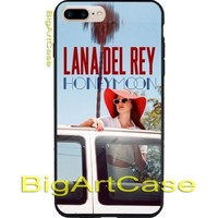 New Hot Rare Lana Delray Hanimoon CASE COVER iPhone 6s/6s+7/7+8/8+,X and Samsung