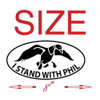 I stand with Phil - show your support
