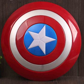 captain america costume for kids Super Hero girls boys children child costume Avenger Captain America Shield Helmet Cosplay 32CM