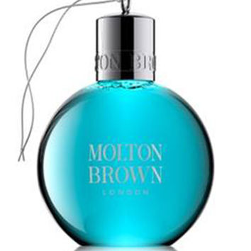 Molton Brown Coastal Cypress & Sea Fennel Festive Bauble, 2.5 oz./ 75 mL