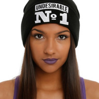 Harry Potter Undesirable No. 1 Watchman Beanie