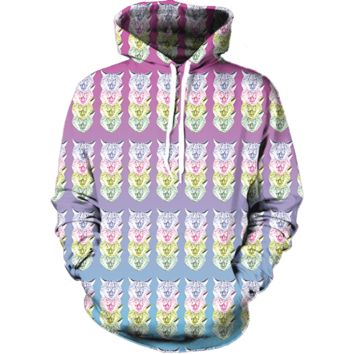 Trippy Cats Hoodie