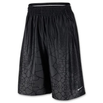 Men's Nike LeBron Tamed Allover-Print Basketball Shorts