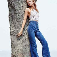 Urban Renewal Vintage Drop Hem Sailor Jean - Urban Outfitters