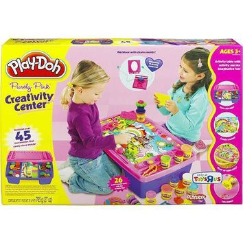 Play-Doh: EXCLUSIVE Creativity Center - Purely Pink
