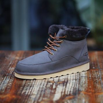 UGG Fashion Wool Snow Boots Shoes-11